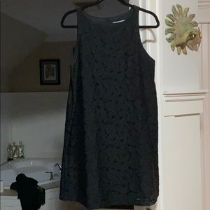 Black lace dress from Nordstrom's rack